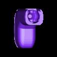 HM_Boot_Left.stl Download free STL file Herman Munster Poseable • 3D printable design, johnmcwgeo