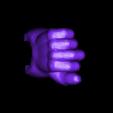 HM_Hand_Left.stl Download free STL file Herman Munster Poseable • 3D printable design, johnmcwgeo