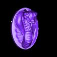 Cobra_God.stl Download free STL file Egypt - Cobra God • 3D printer template, quangdo1700