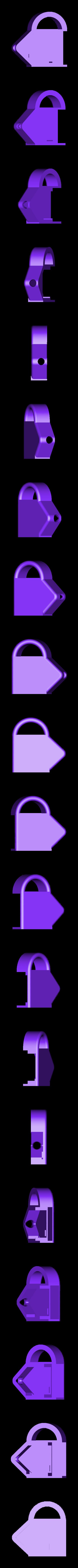 Base lampe led Lapin.stl Download STL file Keychain Mouse led light / Keychain Led mouse (stack 2032) • Design to 3D print, AlDei