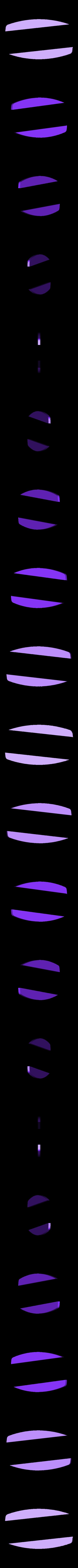 logo_TOTAL_63_bleu.STL Download free STL file TOTAL logo 1963 • 3D printer object, lulu3Dbuilder