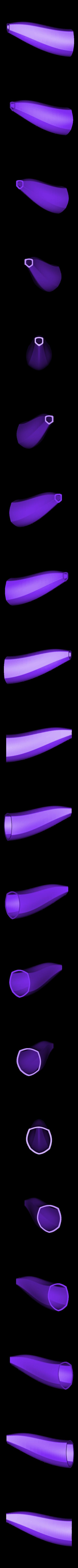 Banane_3D_2_tete.STL Download free STL file Lulu's Banana box • 3D printing model, lulu3Dbuilder