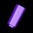 Banane_3D_2_queue_marron.STL Download free STL file Lulu's Banana box • 3D printing model, lulu3Dbuilder