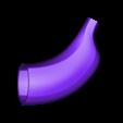 Banane_3D_2_queue.STL Download free STL file Lulu's Banana box • 3D printing model, lulu3Dbuilder