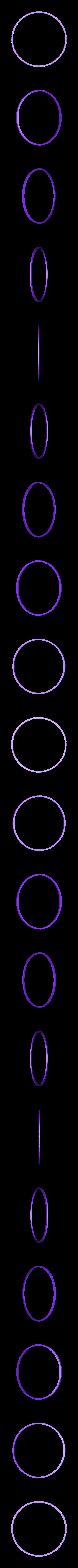 logo_psg_120_dome_ring.STL Download free STL file PSG Logo Badge Dome Version • 3D printer model, lulu3Dbuilder