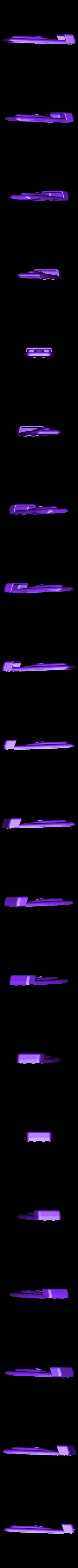 eolienne_2_nacelle_sup.STL Download free STL file Eolienne Wind turbine • 3D printing model, lulu3Dbuilder