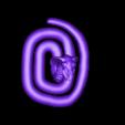 Cobra_God-1.stl Télécharger fichier STL gratuit Egypte Cobra Dieu 1 • Objet pour imprimante 3D, quangdo1700