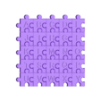 A-Y.stl Download free STL file Jigsaw Letters, English Alphabet • 3D printing design, LGBU