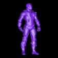 iron-propio.stl Download STL file iron man • 3D printable design, juankolor