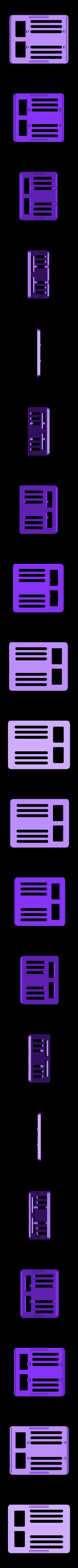 shaker-bottom-cover.stl Download free STL file Crickit Lab Shaker • Template to 3D print, Adafruit