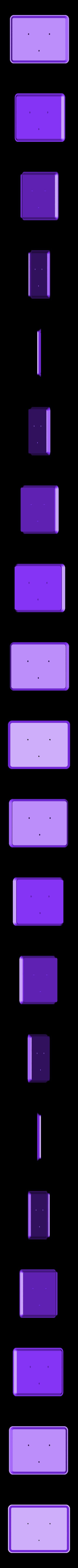 shaker-tray.stl Download free STL file Crickit Lab Shaker • Template to 3D print, Adafruit