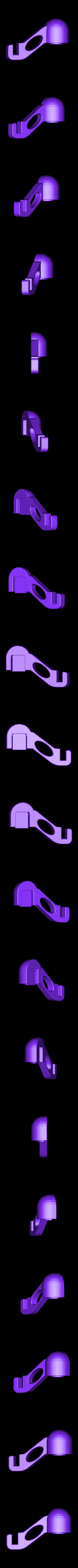 repaired_right-spool-holder-1.stl Download free STL file Quick change filament holder • 3D print design, TheJimReaper