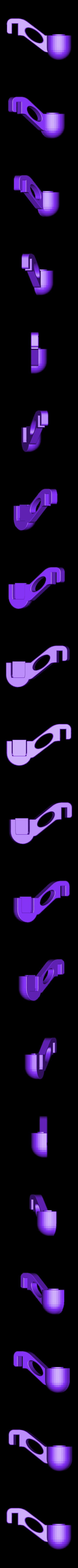 repaired_left-spool-holder-1.stl Download free STL file Quick change filament holder • 3D print design, TheJimReaper