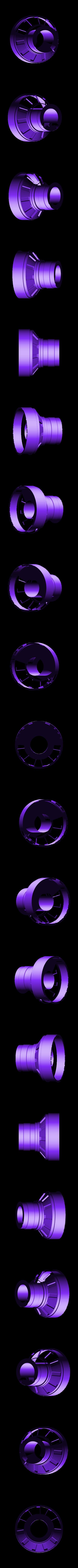 boba_fett_rocket_part_A.stl Download free STL file Boba Fett Rocket Jet Pack • 3D printable template, bromego