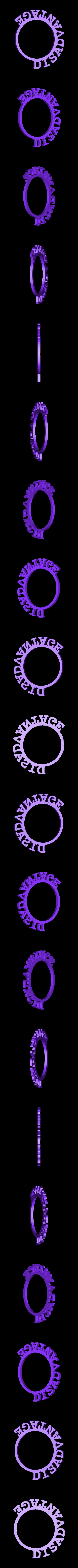 LRingDisadvantage.stl Download STL file D&D Condition Rings • 3D printable design, Jinja