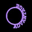 LRingAdvantage.stl Download STL file D&D Condition Rings • 3D printable design, Jinja