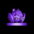 Scythe Roller Mech.stl Download STL file Scythe Roller Mech • 3D printable template, benwax10