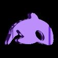 Killer.stl Download free STL file Text Flip, Killer Whale • Model to 3D print, mr_printer_bot