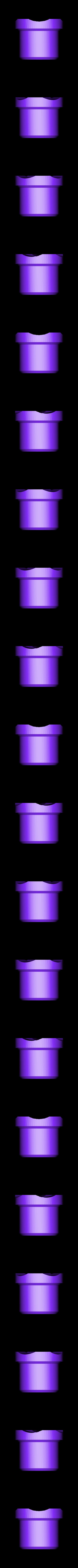 plateform_M6_screw_holder.STL Download free STL file bungee launching plateform • 3D printing object, badassdrones