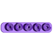 Vortex.stl Download free STL file USB holder (Vortex) • 3D print design, EIKICHI