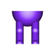 Planter 3.stl Download free STL file Squatting Planter • 3D printable object, benwax10