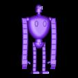 Buddy.stl Download STL file Stone Golem • 3D printable template, benwax10