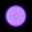 Round button.stl Download STL file One piece flexible magnetic purse • 3D printable object, Aravon