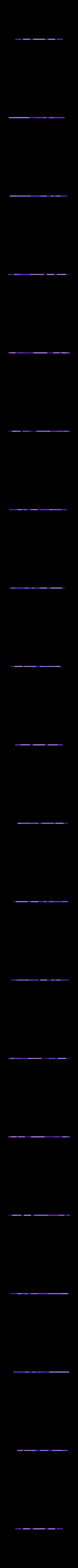 Cruiser Bottom Plate.stl Download STL file Cruiser Quadcopter • 3D printable template, alishanmao