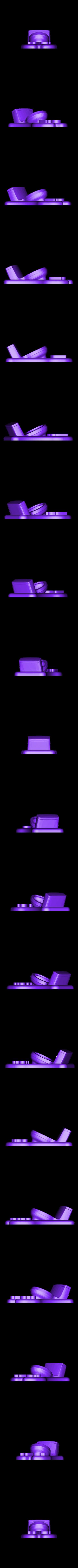 Toilet Door.stl Download STL file WC Sign • 3D printing design, Tomshik3D