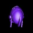 duke_fleed000000000000000000000000.stl Download STL file actarus 3d goldorak helmet • 3D printing template, darkangel