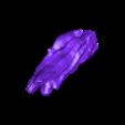 Base3_225mm.stl Download STL file Hulk Angry - Super Hero - Marvel 3D print model • 3D print model, Bstar3Dart
