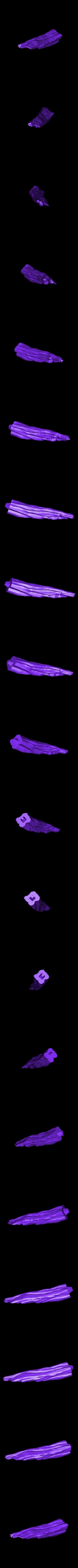 Base2_225mm.stl Download STL file Hulk Angry - Super Hero - Marvel 3D print model • 3D print model, Bstar3Dart