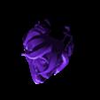 AoT_Final_head.stl Download free STL file Eren - Attack on Titan • 3D print model, mag-net