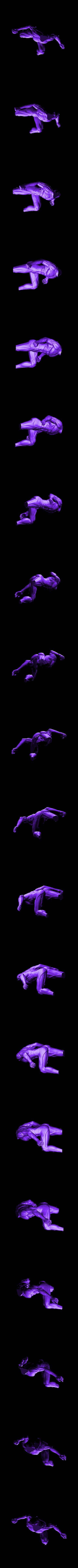 AoT_Final_Body_2.stl Download free STL file Eren - Attack on Titan • 3D print model, mag-net