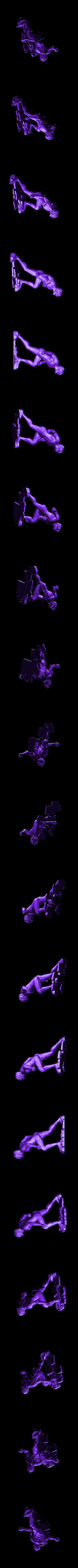 AoT_Final_Full.stl Download free STL file Eren - Attack on Titan • 3D print model, mag-net
