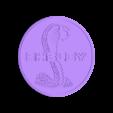 Shelby_Logo.stl Download free STL file Shelby Cobra Logo Sign • 3D print model, MeesterEduard