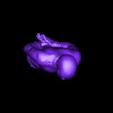 Sandpiper_Spock_Full.stl Download STL file Star Trek Mr. Spock figurine and bust UPDATED • 3D printable object, sandpiper