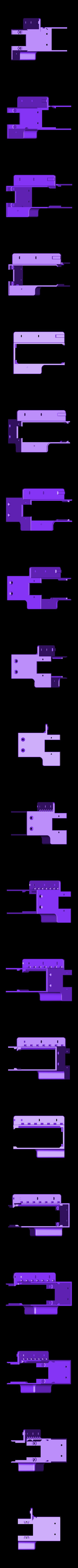 mean_mk3_Housing_01.STL Download free STL file Prusa MK3 Mean Well Power Supply (PSU) Upgrade Housing • 3D printable model, sneaks