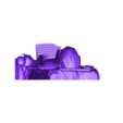 Thanos the sanctuary light and optimized.stl Download free STL file Thanos: The sanctuary! • 3D printer template, jeff_vaesken