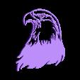 tete d aigle2.stl Télécharger fichier STL gratuit tete d'aigle • Objet à imprimer en 3D, Justinclaes