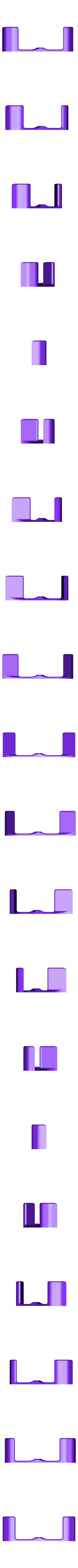 QuadHook.stl Download free STL file Generic Quadcopter Wall Hook • 3D printer design, roguemat