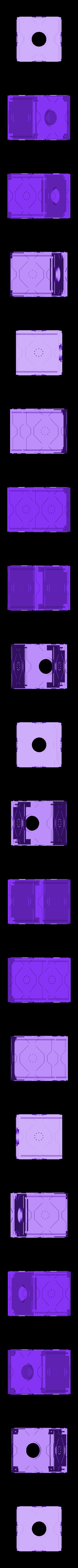MeeSeeks_Box_New.stl Télécharger fichier STL gratuit Boîte Meeseeks avec couvercle • Design pour impression 3D, mark579