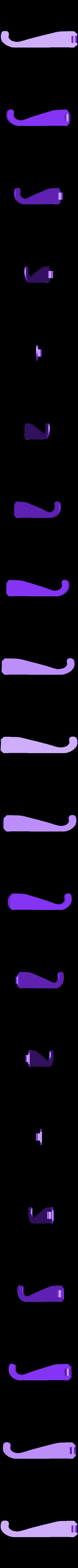 luna_lovegood_glasses_right_ear.stl Download free STL file Luna Lovegood SpectreSpecs • 3D printer template, mark579