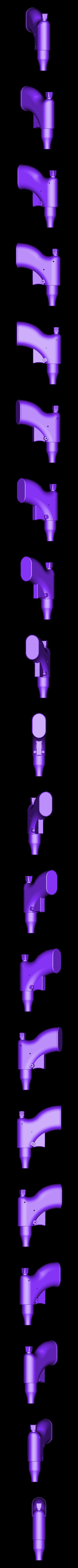 The_Deer_Gun_Combined.stl Download free STL file The Deer Gun (Historical Prop) • Object to 3D print, MuSSy