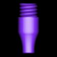 DEER_GUN_V4_BARREL.stl Download free STL file The Deer Gun (Historical Prop) • Object to 3D print, MuSSy