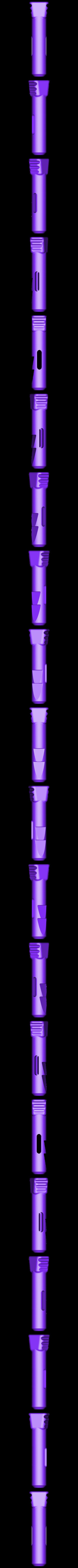 DEER_GUN_V4_STRIKER.stl Download free STL file The Deer Gun (Historical Prop) • Object to 3D print, MuSSy