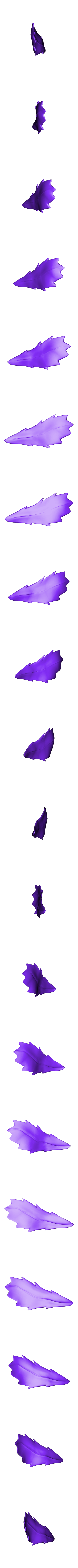 topleaf_1.stl Download free STL file It's a flower! • 3D printing template, 3DJourney