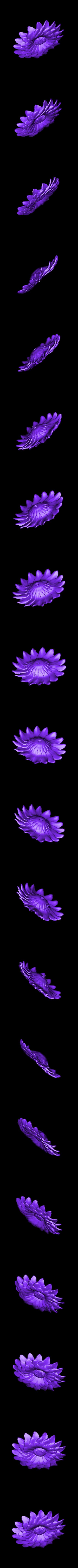 flower.stl Download free STL file It's a flower! • 3D printing template, 3DJourney
