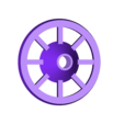 Spool_Extended_Wheel.stl Download free STL file Additional wheel/cone for Creator Pro Universal Spool Holder • 3D printable object, 3D-Designs