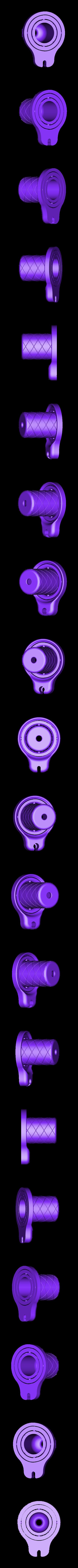 Grouped_Model.stl Download free STL file Self-righting Gimballed drinks holder • 3D printer model, 3D-Designs